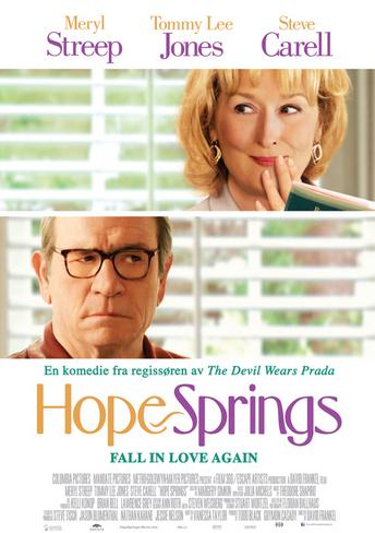 Bilde av DVD cover til filmen Hope Springs