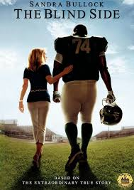Picture of the cover for the DVD The Blind Side